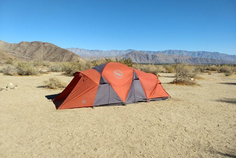 Tents - Big Agnes 6